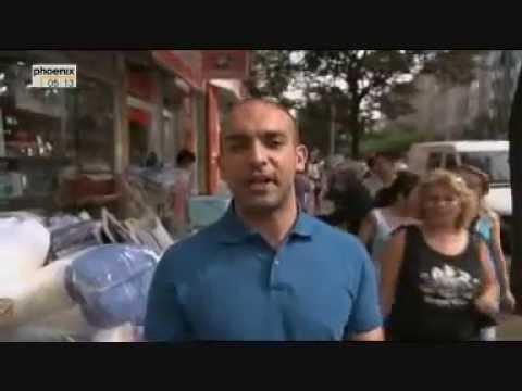 Djangos Reise - Asül bei den Türken in Berlin - 2008