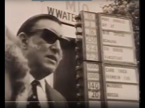 Bill Waterhouse Bookmaker Sydney  - 10 Nov 1986