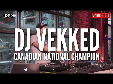 DJ Vekked: 2015 Pioneer DJ Canada National DMC Championships (Canadian Defending Champion)