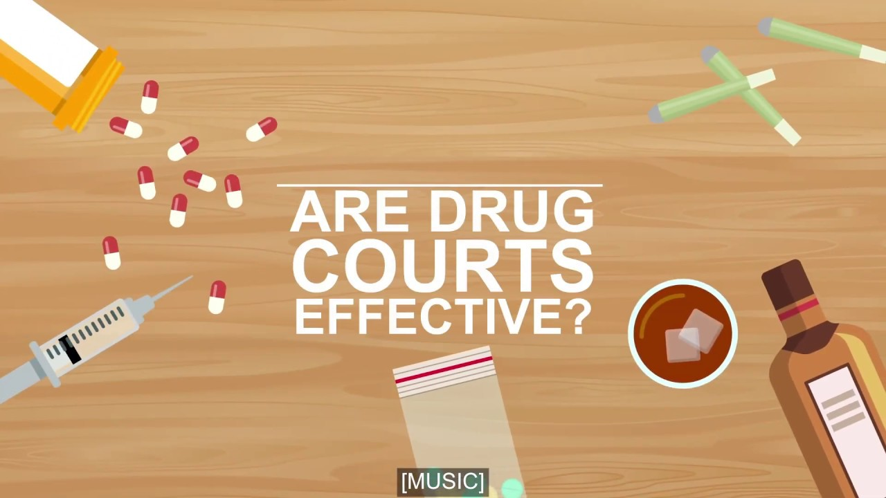 What are Drug Courts? - NDCRC org