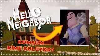 Hello Neighbor | LAVADAN KAÇINN! - GİZEMLİ EV (MODS) [Türkçe] #131