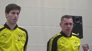 Teamvorstellung Beringer Zoom TV Hilpoltstein vs Bor Dortmund 20180224 2 Bundesliga Table Tennis   2