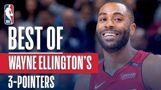 Wayne Ellington's Best Three Pointers From His HISTORIC 2017-2018 Season