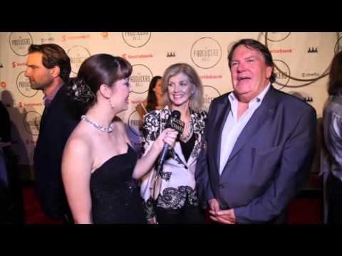 KATIE CHATS: PRODUCERS BALL, Don Carmody & Catherine Gourdier, AFTER THE BALL