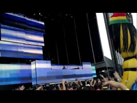 Dash Berlin @Electric Zoo 2012