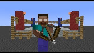 Monster School: Weaponry #3 (Minecraft Animation)