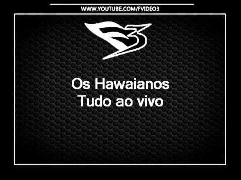 Os Hawaianos - Tudo ao vivo [YURI MIX & DJ BOBÔ DA CDD]