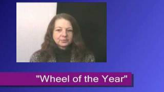 Witch Words - Wheel of the Year