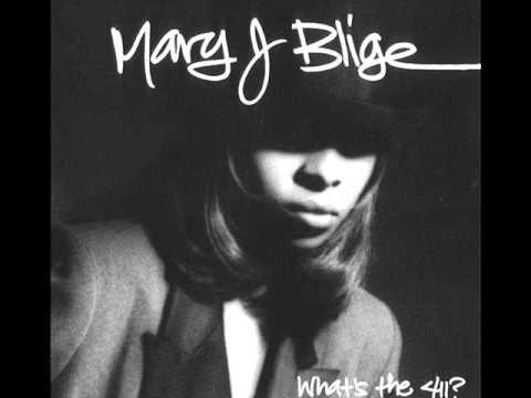 Mary J. Blige - I Don't Want To Do Anything - What's The 411?