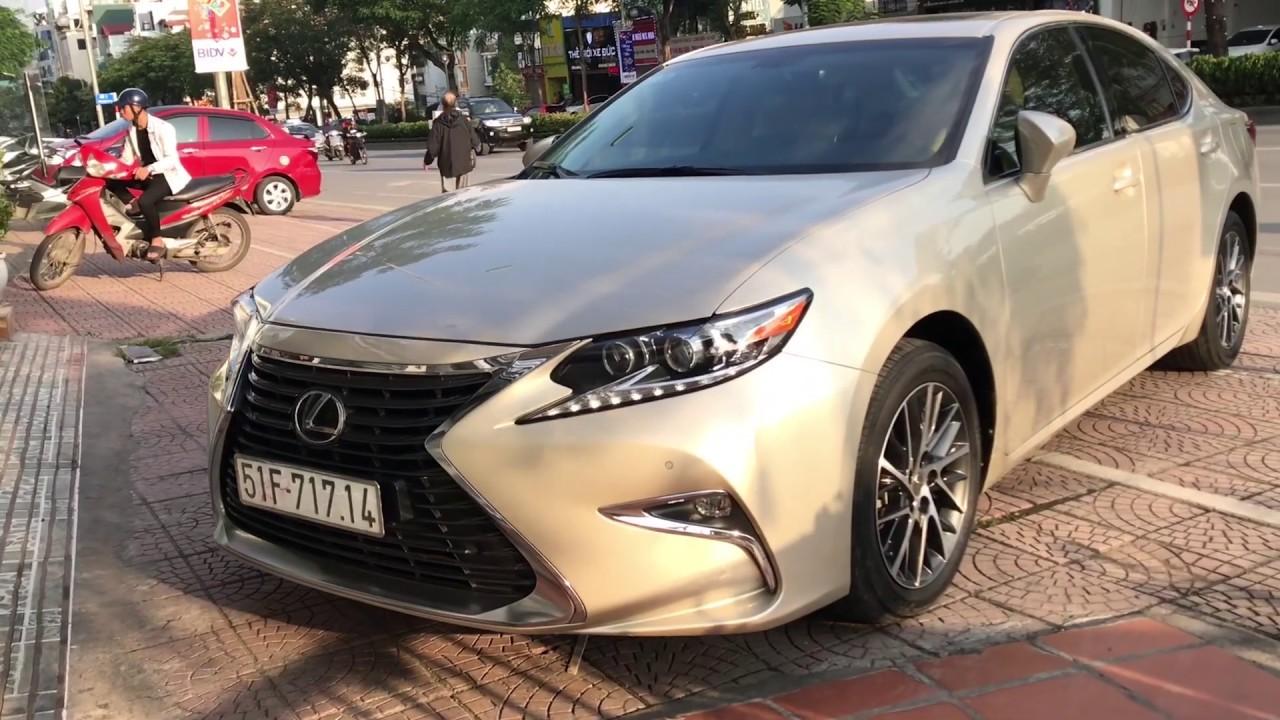 Xe Ô tô Cũ Lexus ES350 2016 nhập chính hãng Odo 3 vạn   0976.860.594