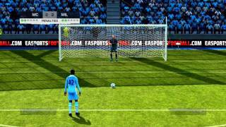 FİFA 12 PC Penalty Shoot out