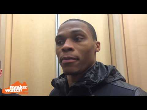 Russell Westbrook Pulls A Marshawn Lynch After Game Ejection