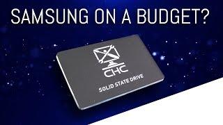 A Cheaper Samsung SSD!? CHC 480GB & 960GB Review
