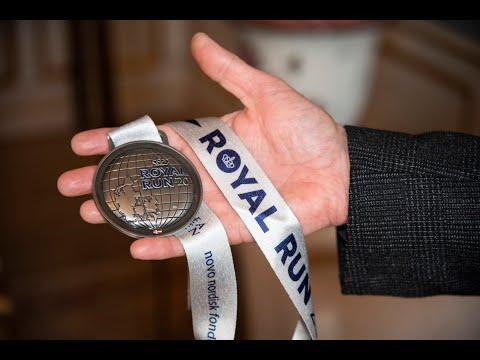 Royal Run 2020-medaljen