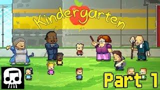 THIS IS DARK - Kindergarten Gameplay Part 1