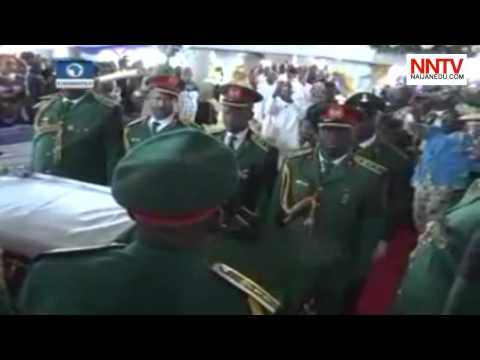 OJUKWU FINAL BURIAL FULL VIDEO COVERAGE
