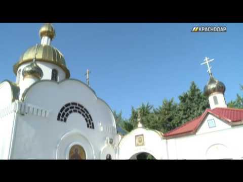 В Краснодаре освятили камень будущего храма