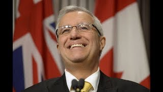 """Vic Fedeli has stated that he will not be running in the upcoming Ontario PC leadership race. Instead, Fedeli says he will work exclusively as the party's interim leader to work on significant problems within the PC party. """"Our party structure is in much worse shape than we knew,"""" Fedeli said."""