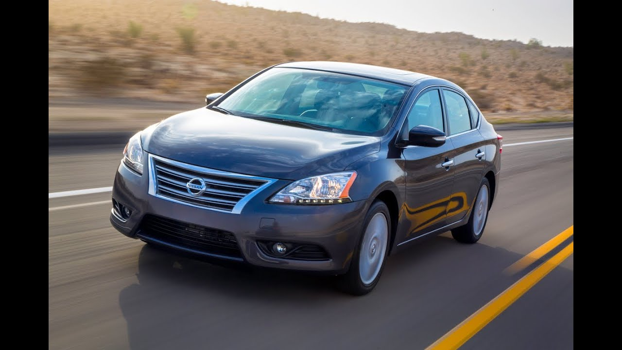 2013 Nissan Sentra Drive Time Review With Steve Hammes