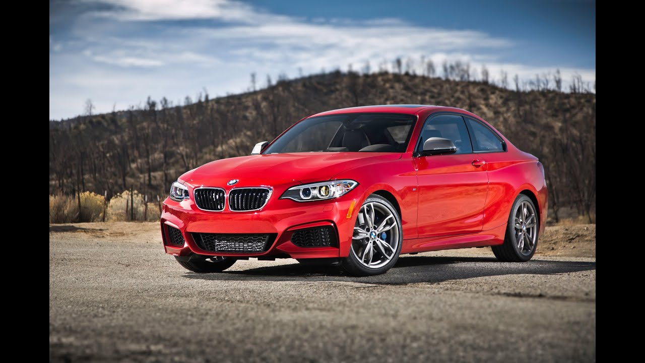 2014 Bmw M2 Red Youtube