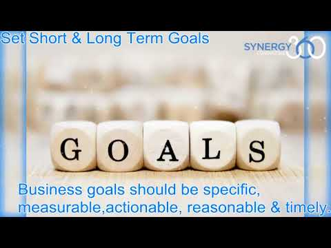 Tips for Creating a long term Strategic Plan | Synergy 360 Consulting
