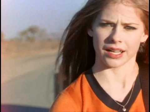 Avril Lavigne - Mobile (Official Unreleased Music Video 2002)