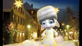 Зайка ZOOBE 'Музыкальное поздравление с Рождеством Христовым!'