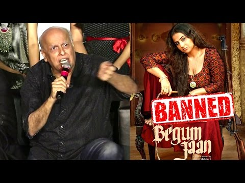 Thumbnail: Mahesh Bhatt On How He Avoided Censor Board BAN Of Begum Jaan