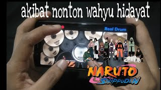 ASIAN KUNGFU GENERATION - HARUKA KANATA [ REAL DRUM COVER ] NARUTO SOUNDTRACK