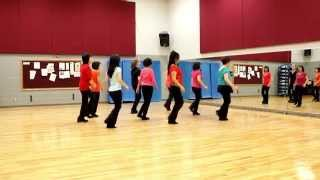 Yes! - Line Dance (Dance & Teach in English & 中文)