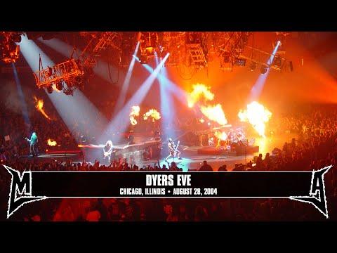 Metallica: Dyers Eve (MetOnTour - Chicago, IL - 2004) Thumbnail image