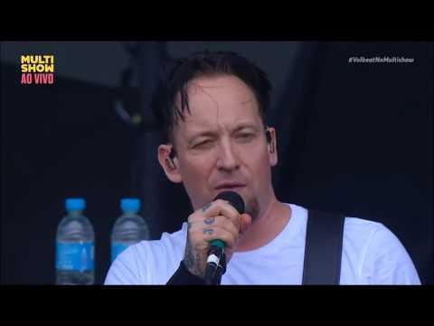 Volbeat - Lollapalooza Brasil 2018