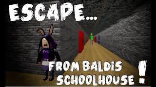 ROBLOX - Baldi's Basics In Education And Learning - Mia w/ Hannah! - 2
