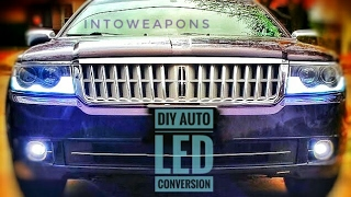 DIY LED Bulb Conversion - How To Change Auto Lights to LED
