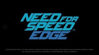 الإعلان عن Need for Speed Edge