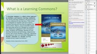 Learning Commons: Explore Keys Aspects