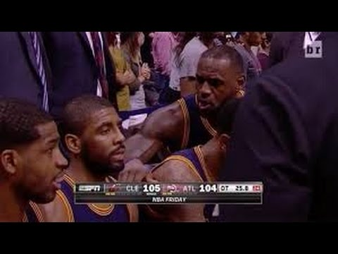 WHAT IS THE PROBLEM WITH THE STRUGGLING 2016-17 CLEVELAND CAVS? F/1LVZ