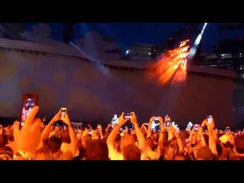 U2 - Gillette Stadium - Opening 4 songs