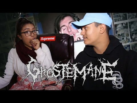 SISTER REACTING TO GHOSTEMANE! @GHOSTEMANE