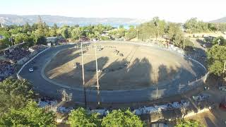 Lakeport Speedway -- Taco Bell Bombers & Modified Races