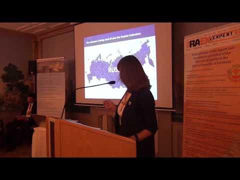 RAEX Conference Frankfurt - 5th of October 2017 - Burmisova