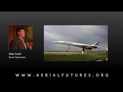 Blake Scholl — Building A Faster Future: The Coming Supersonic Renaissance