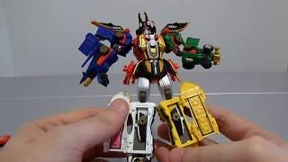 REVIEW 285 KAIZOKU SENTAI GOKAIGER - SUPER ROBOT CHOGOKIN GOKAIOH