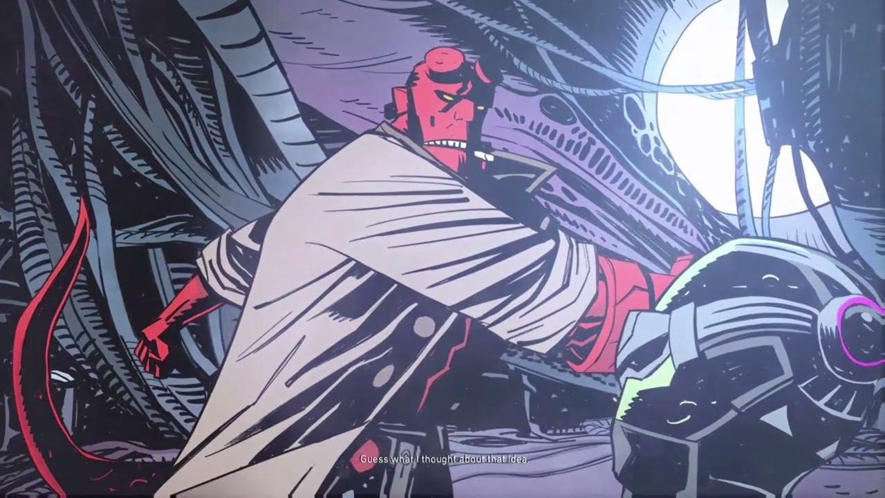 Download Injustice 2 - Hellboy  Ending [1080P] FULL HD