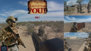 AMs Operation Copperhead 4 Initial Contact Part 1