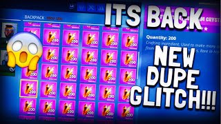 Super Easy New Duplication GLITCH is Working in Fortnite Save The World