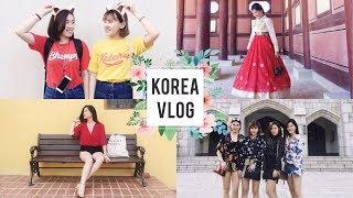 好吃好逛又好玩的韓國畢旅+行程全攻略|Korea Vlog //Tiffany chen