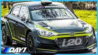 HYUNDAI i20 van €320.000 |Daily Driver| DAY1