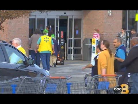 VIDEO: Man Pulls Up Pants Causing Gunfire In Walmart, Officials Say