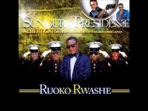 Albert Sungura President Gatsi & Orchestra Mavambo azvo      Usarove mukadzi